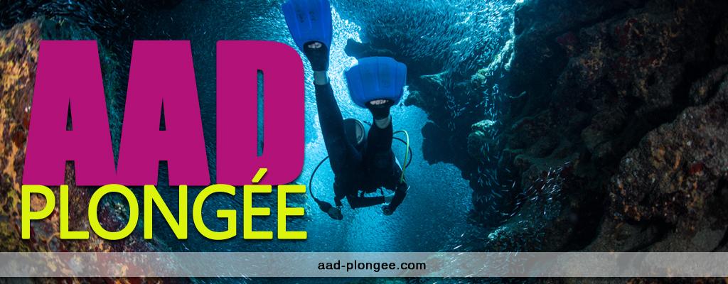 Aad plongee